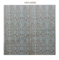 Straight Oak Textured Pvc Wall Panels Hpdl004