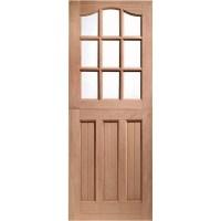 Glass Panel Single Door Hpd171 - Glass Panel Doors - Al ...