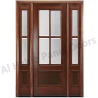 3 Panel Glass Door Hpd173 - Glass Panel Doors - Al Habib ...