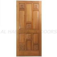 Diyar Solid Wood Door Hpd420 - Solid Wood Doors - Al Habib ...