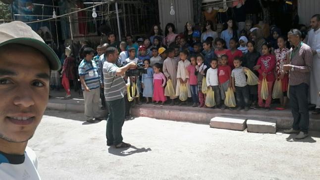 أزيد من 160 يتيم يستفيدون من كسوة العيد