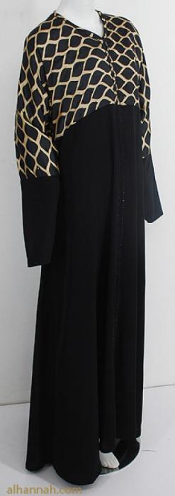 Arabian Khalije Abaya ab637