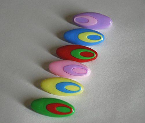 Multicolor Hijab Pins  ac205