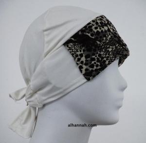 Al Amirah style Printed underscarf  ac262