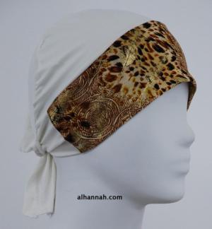 Al Amirah style Printed underscarf  ac265
