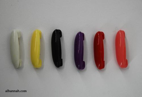 Multicolor Hijab Pins ac294