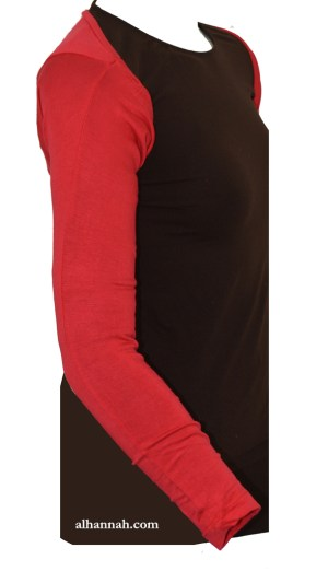 Shrug Style Sleeve Extensions ac304
