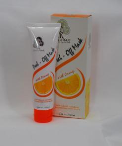 Halal Peel-off Orange Mask  gi574