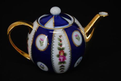 Decorative China Teapot gi580