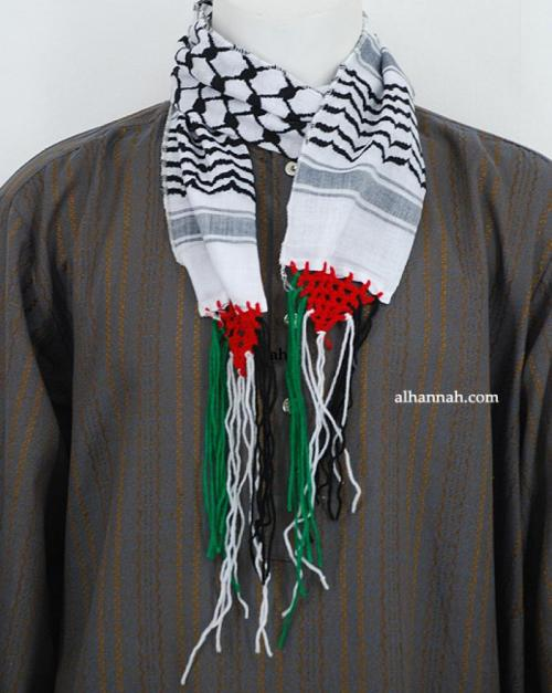 Smagh-Style Palestinian Scarf  gi684