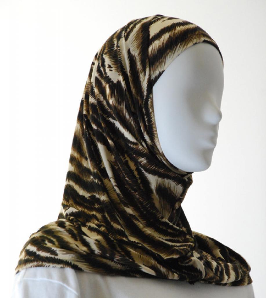 Lycra Al Amirah Hijab hi1554