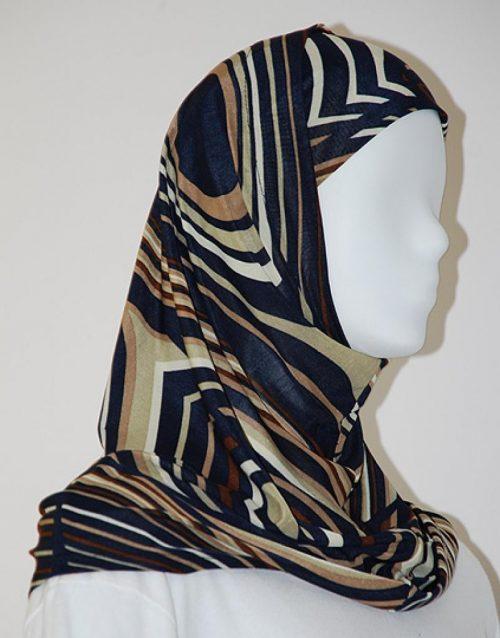 Lycra Al Amirah Hijab hi1568