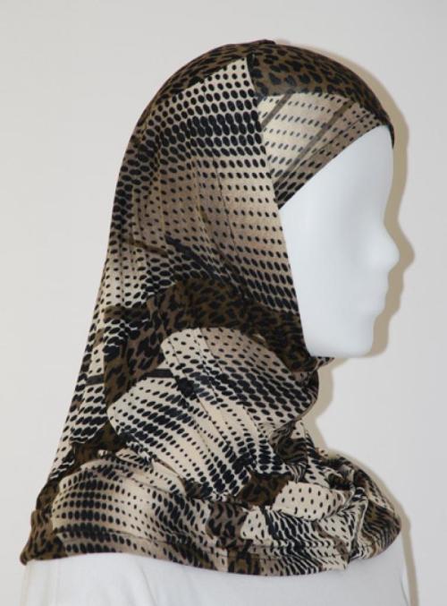 Lycra Al Amirah Hijab hi1569