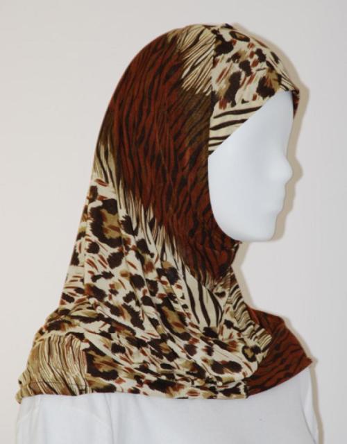 Lycra Al Amirah Hijab hi1571