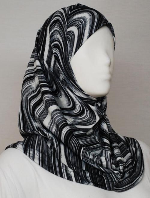 Al Amira 2 Piece Religious Veil  hi1762