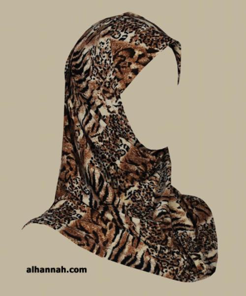 Lycra Al Amirah Hijab hi1779