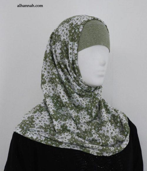 Al Amira 2 Piece Religious Veil  hi1867