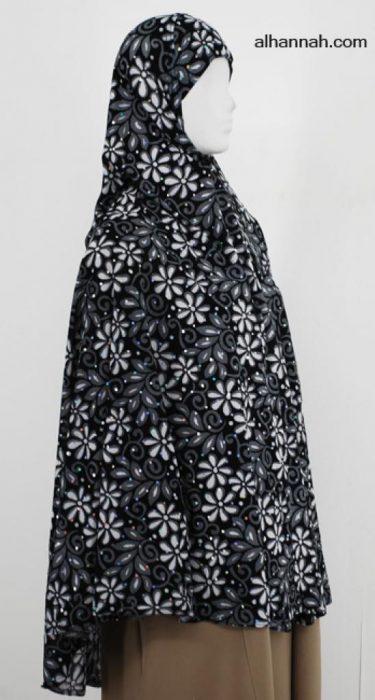 Deluxe Printed Al Amirah Hijab hi1987
