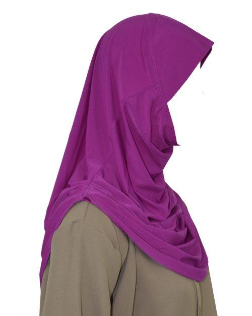 AlAmirah Hijab - Lycra One Piece hi2067
