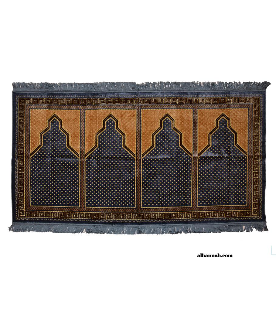 4 Person Woven Turkish Prayer Rug ii1046