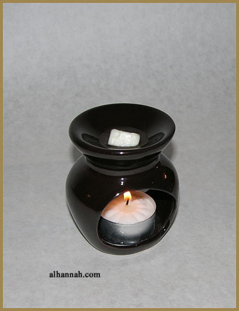 Ceramic Bakhour Burner in227