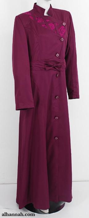 Jilbab - classic Jordanian tailored style