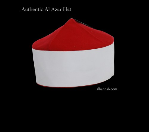 Authentic Al-Azhar Hat me665