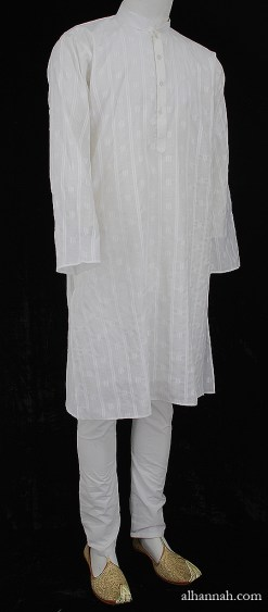 Mens 100% Cotton Kurta Pajamas me670