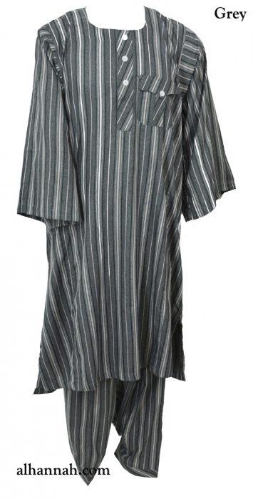 Sudanese Mens Pants Suit  me685