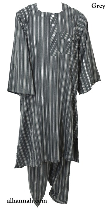 Sudanese Mens Pants Suit  me685