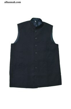 Mens Solid Color Vest me701