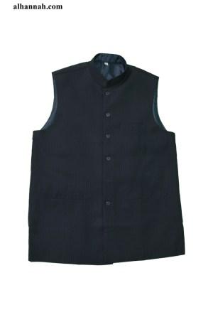 Mens Solid Color Vest me701