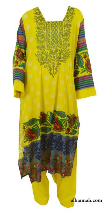 Hana Salwar Kameez - Premium Lawn Cotton sk1215