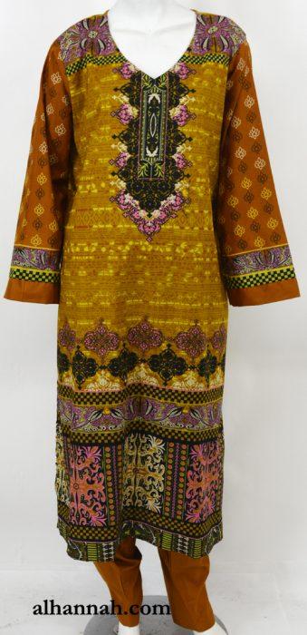 Sumayyah Salwar Kameez - Premium Cotton sk1226