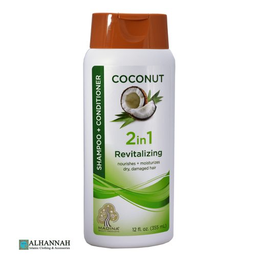 Coconut 2in1 Shampoo