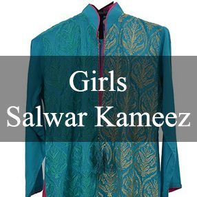 Girls Salwar Kameez Collection