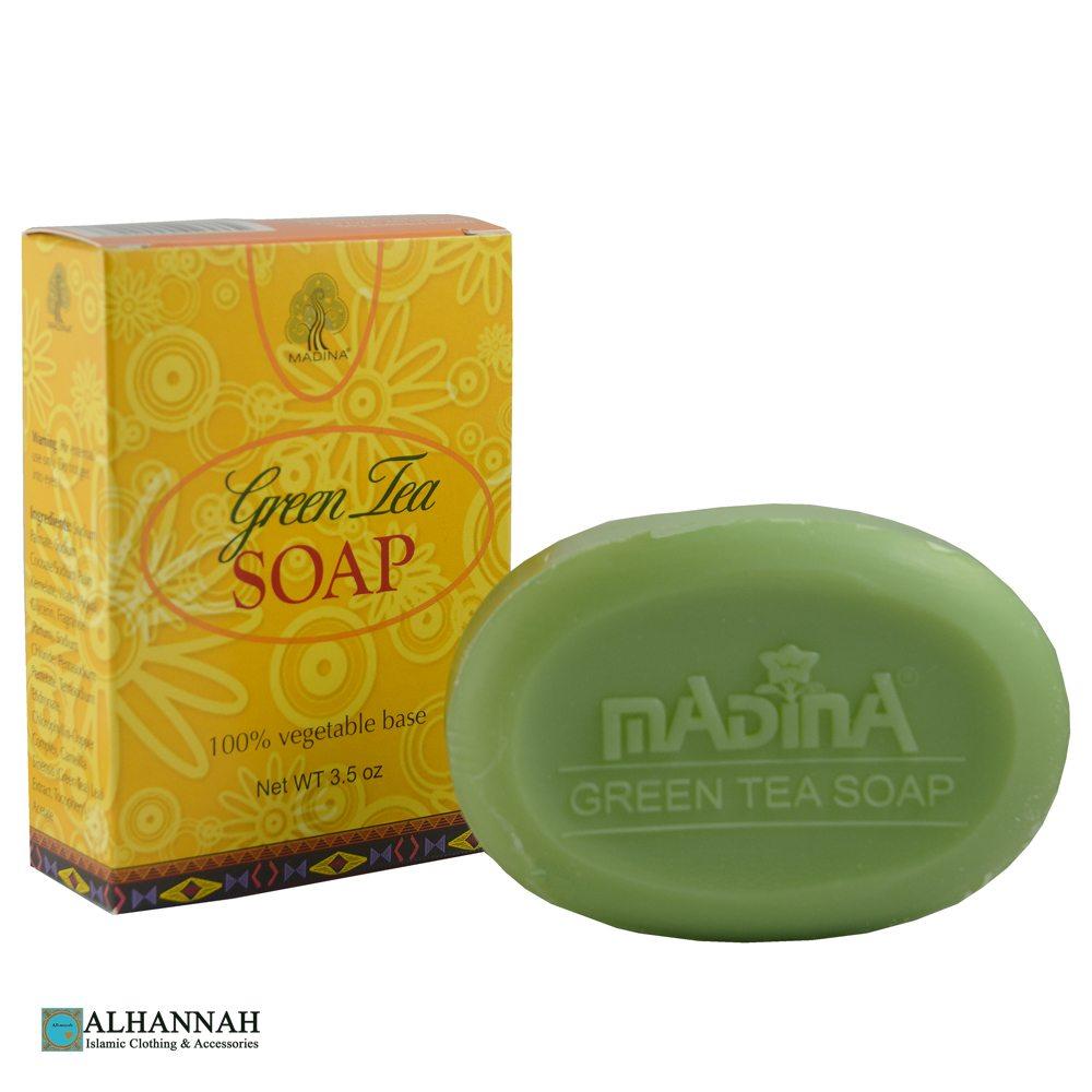 Halal Green Tea Soap