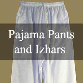 Pajama Pants, and Izars