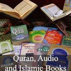 Corán, Audio y Libros Islámicos