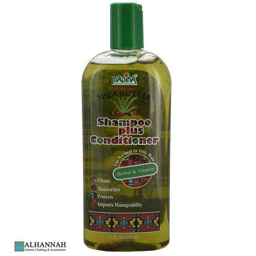 Shea Butter Shampoo Plus Conditioner