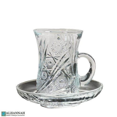Turkish Tea Cup Crystal