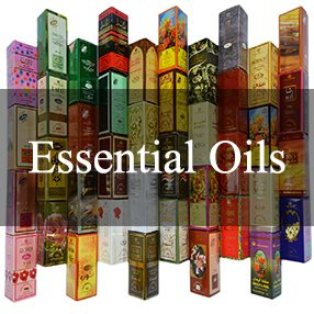 Essential Alcohol Free Oils