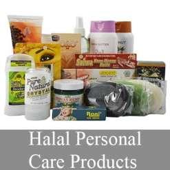 Halal Productos de Cuidado Personal