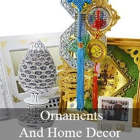 Ornaments and Home Decor