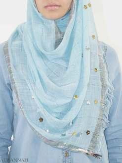 Ocean Wash Shayla Wrap Hijab HI2140 (2)