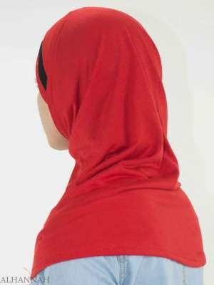 Rayado de una sola pieza Al-Amira Hijab HI2137 (5)