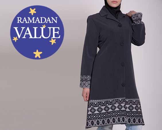 Mujer-musulmana-islámica-Ropa-Kurti-Especial - Ramadan-Eid-51818 (1)