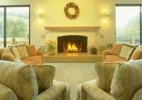 Fireplace, by Alan Harris