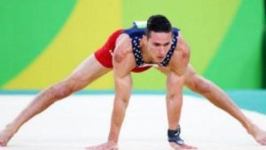 جدل بشأن آثار حجامة في الأولمبياد 1