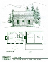 Woodworking Plans Wood Cabin Floor Plans PDF Plans